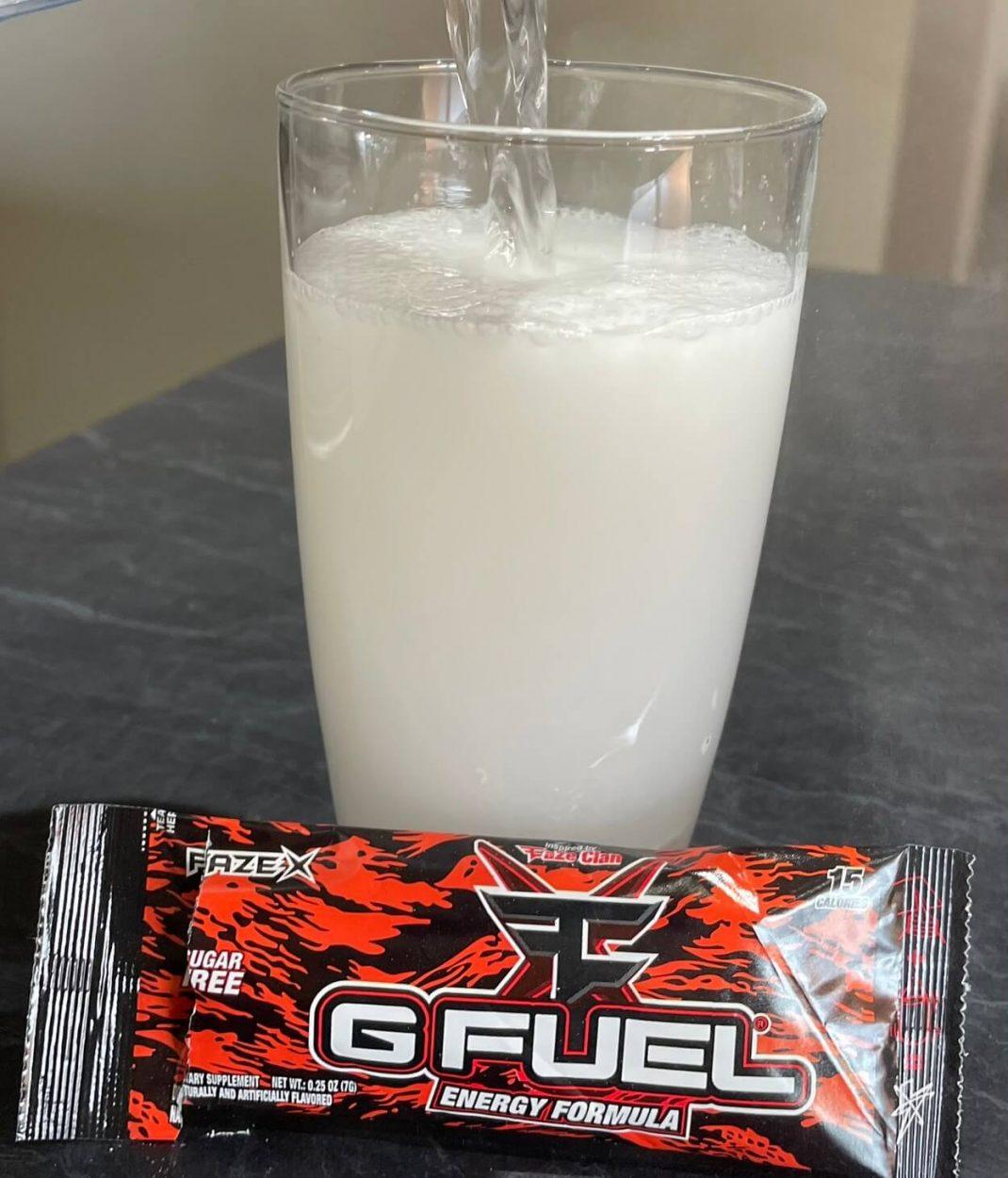 Faze flavor G Fuel powder