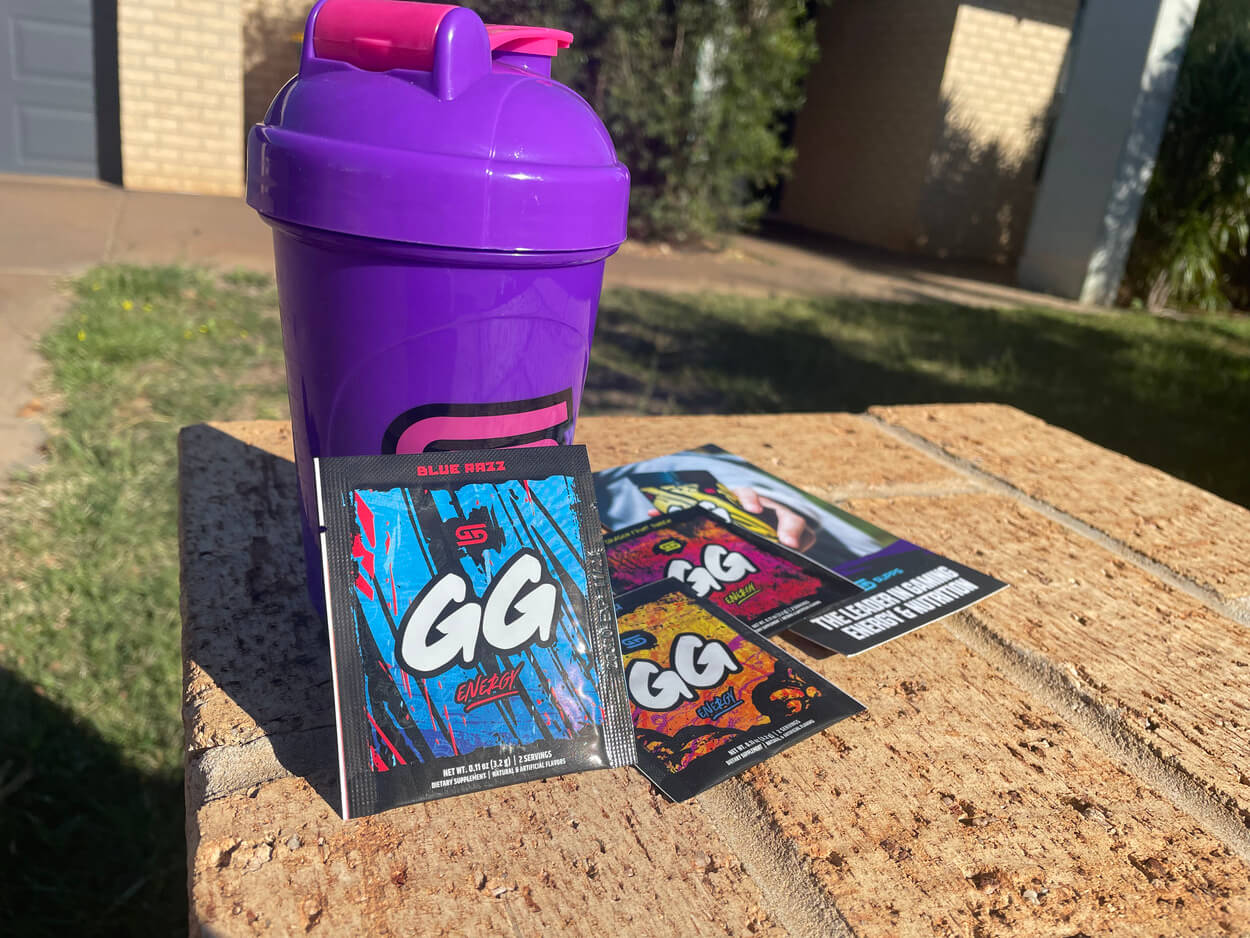 Gamer Supps Caffeine and Ingredients (Tell All)