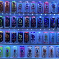 Bang energy cans