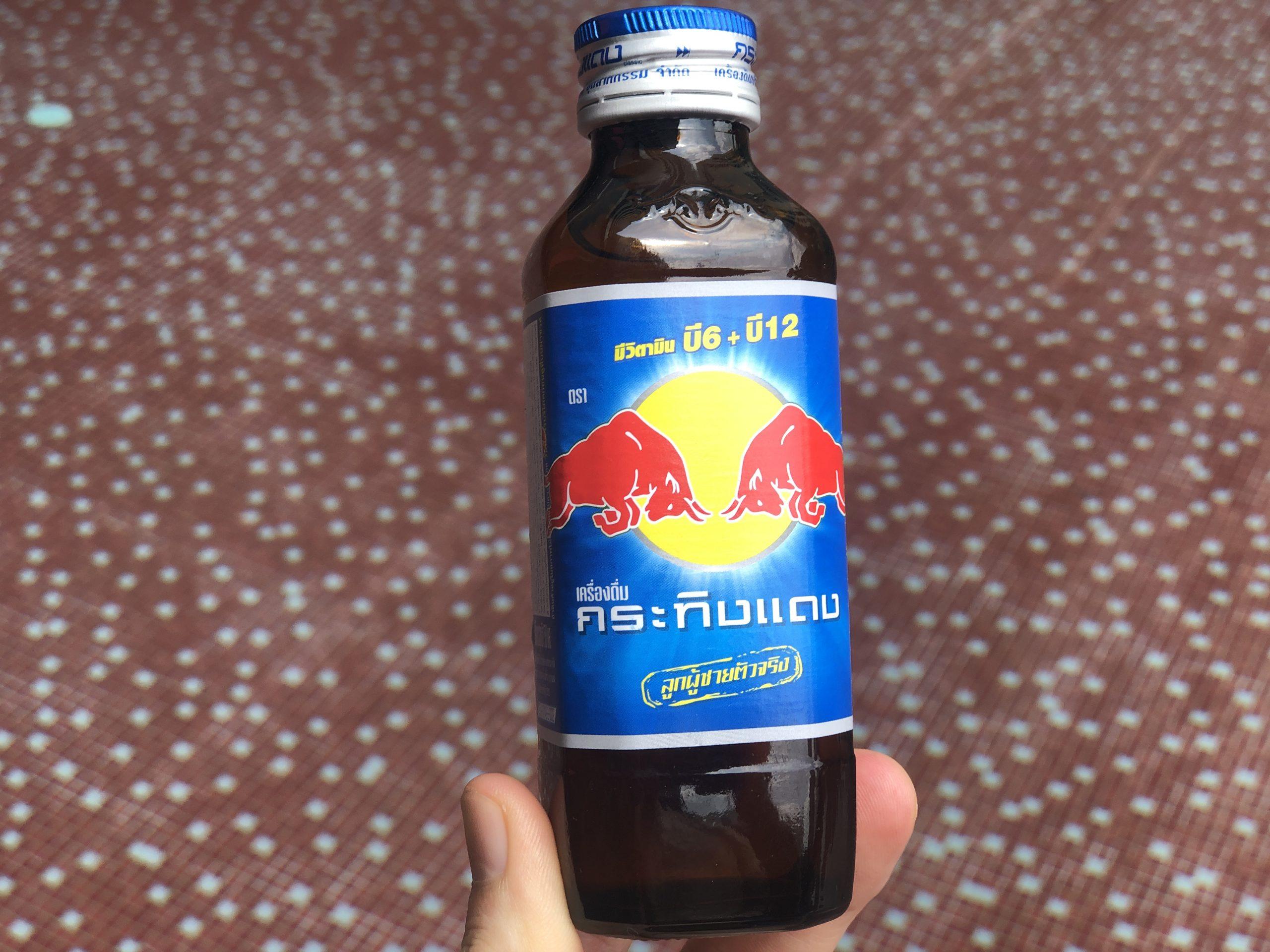 Krating Daeng Energy Drink Caffeine & Ingredients