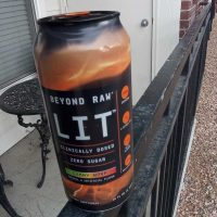 Lit Energy in can