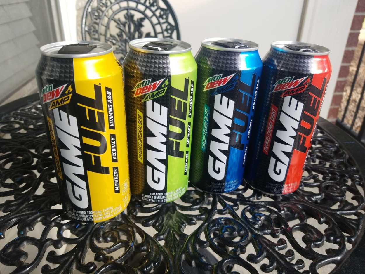 Game Fuel vs. Mountain Dew (Which is Better?)