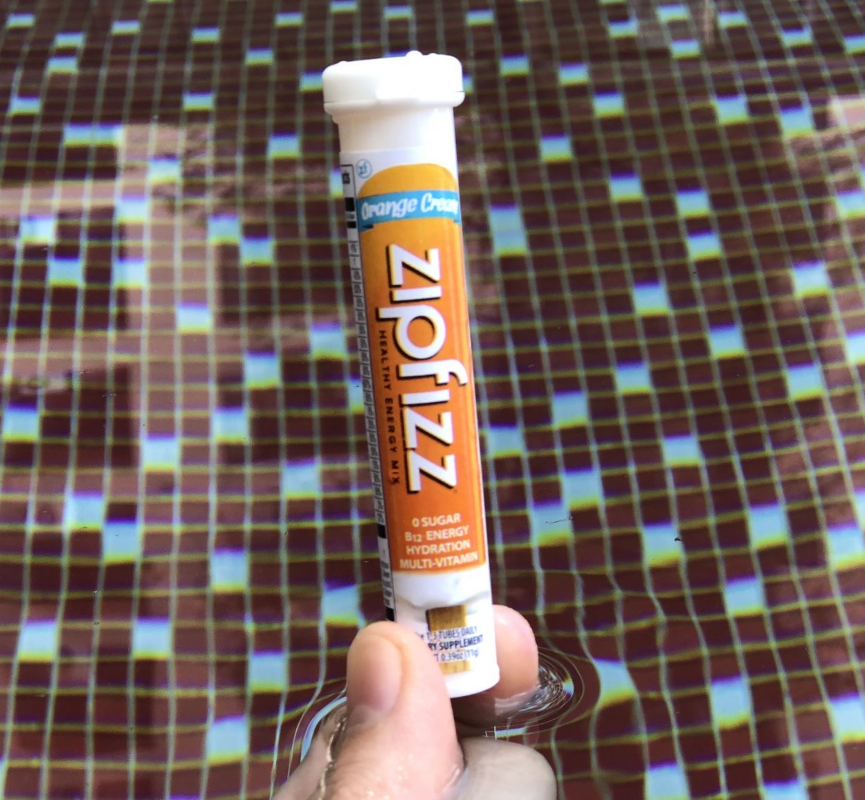 Zipfizz tub